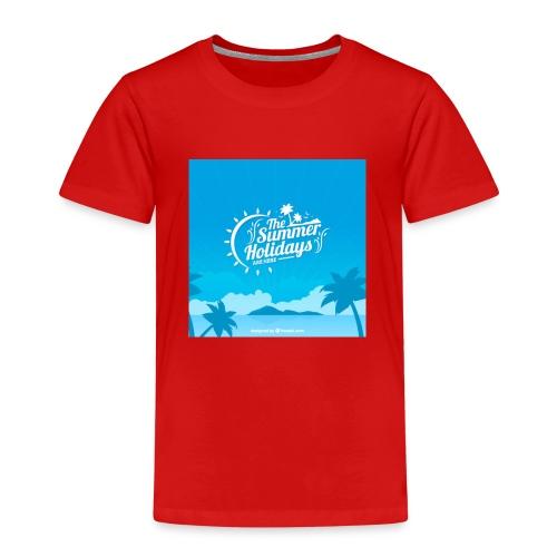 the summer holidays - Kids' Premium T-Shirt