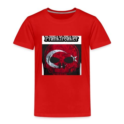 Prankfreaker logo - Kinder Premium T-Shirt