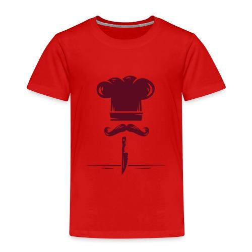 logo kitchen - Camiseta premium niño