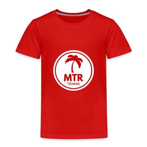 MTR Tennis White - Kids' Premium T-Shirt
