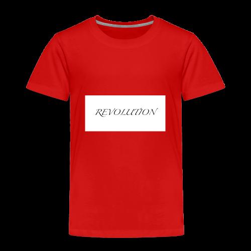 Revolution - Kids' Premium T-Shirt
