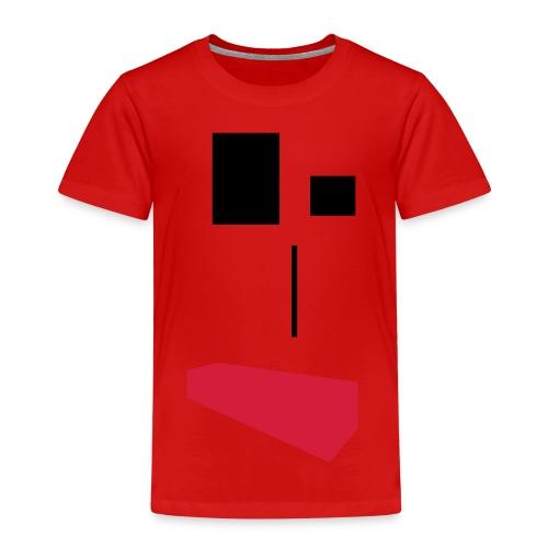 Red Lip - Kinder Premium T-Shirt