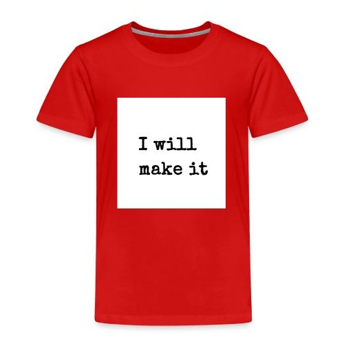 E7DE0392 9675 4274 92B7 17A8FF888547 - Kinder Premium T-Shirt
