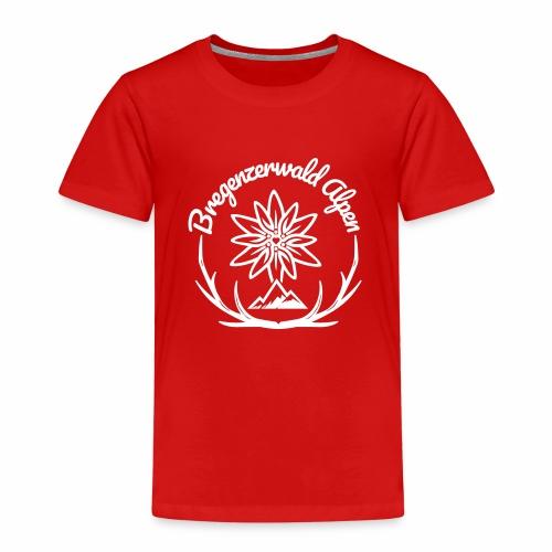 Bregenzerwald Alpen - Kinderen Premium T-shirt