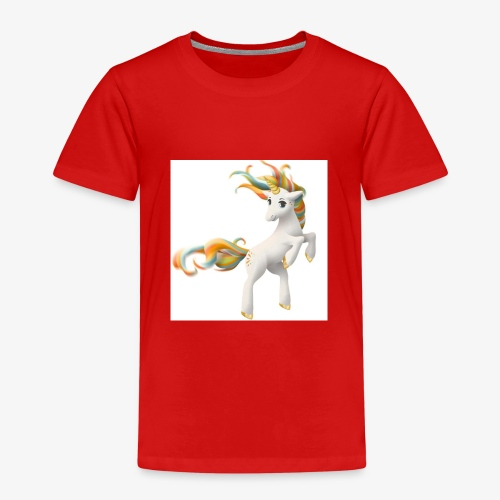 Love Unicorn - Kinder Premium T-Shirt