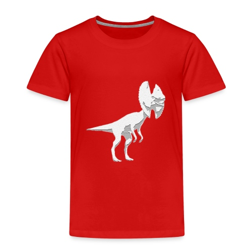 DINO print - Kids' Premium T-Shirt