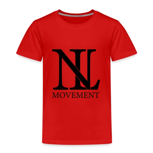 NoLimit Logo - Kinder Premium T-Shirt