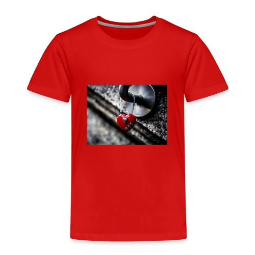 0 intro love 100642565 orig - Kinder Premium T-Shirt