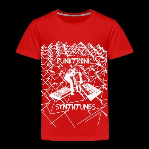 Punktronic Synthtunes - Kinder Premium T-Shirt