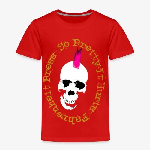 Merch So Pretty Skull - Kids' Premium T-Shirt