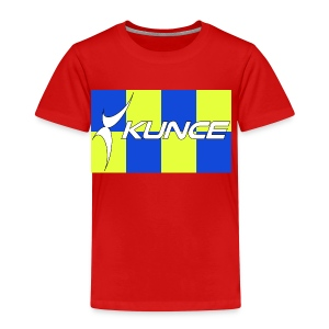 Kunce Clothing Original High Visibility Battenberg - Kids' Premium T-Shirt