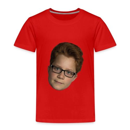 Stachs hoofd - Kinderen Premium T-shirt