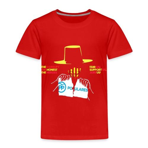 Catlauña Anonymous - Camiseta premium niño