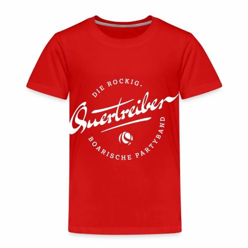 Quertreiber Logo 2017 - Kinder Premium T-Shirt