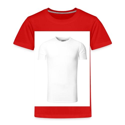 herren basic t shirt weiss - Kinder Premium T-Shirt
