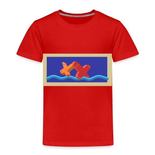 2CrossoverWater - Kinder Premium T-Shirt