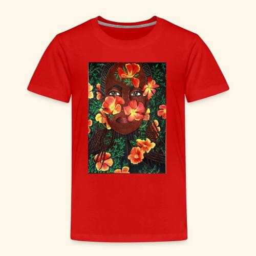 California poppy - Lasten premium t-paita