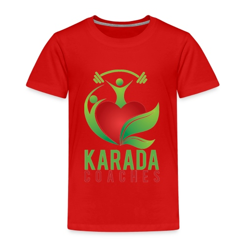 Karada Coaches - Kinderen Premium T-shirt