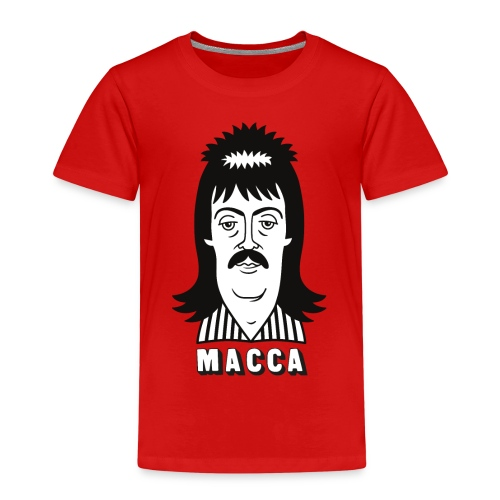 70s Bassists - MACCA - Kids' Premium T-Shirt
