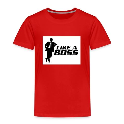 BOSS - Kids' Premium T-Shirt