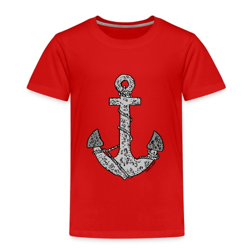takelage anchor - Kinder Premium T-Shirt