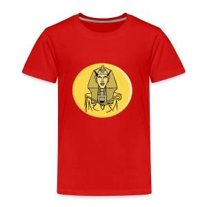 Echnaton, Sonnenkönig im alten Ägypten - Kinder Premium T-Shirt