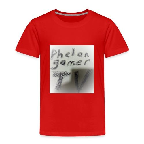 PhelangamerTV Official Shirt - Kids' Premium T-Shirt
