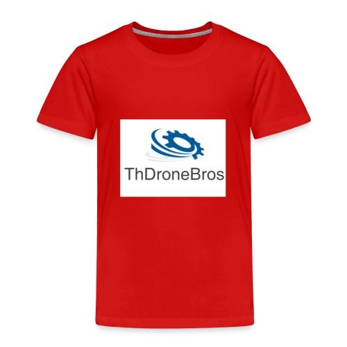 DroneBros logo - Kids' Premium T-Shirt