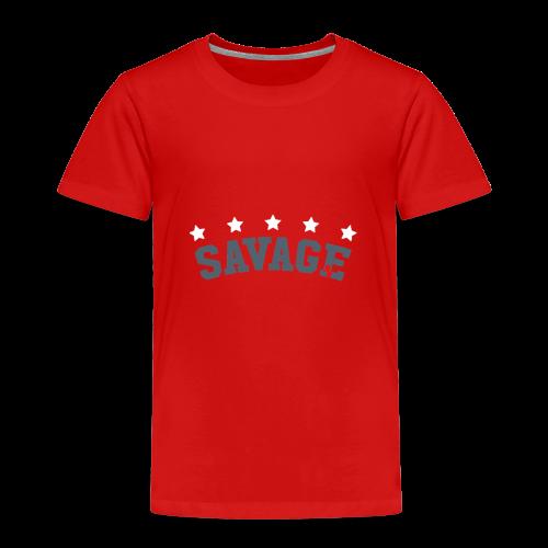 Savage Nation - Kids' Premium T-Shirt