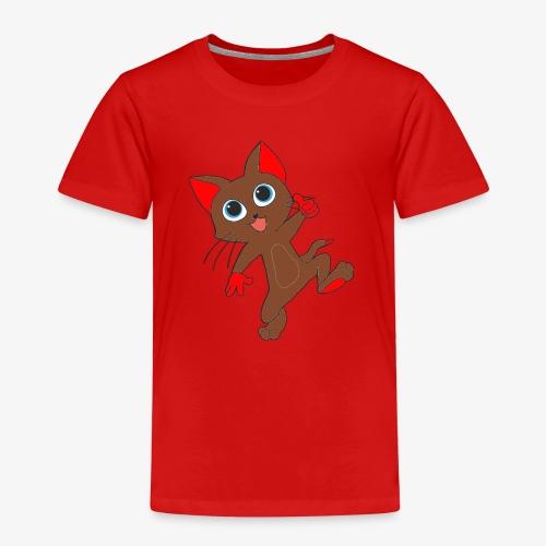 LusTiger - Kinder Premium T-Shirt
