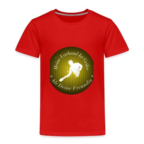 Meine Vorhand ist geiler als deine Freundin - Kinder Premium T-Shirt
