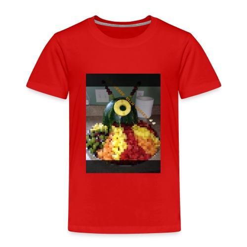 Alien Monster - Kinder Premium T-Shirt