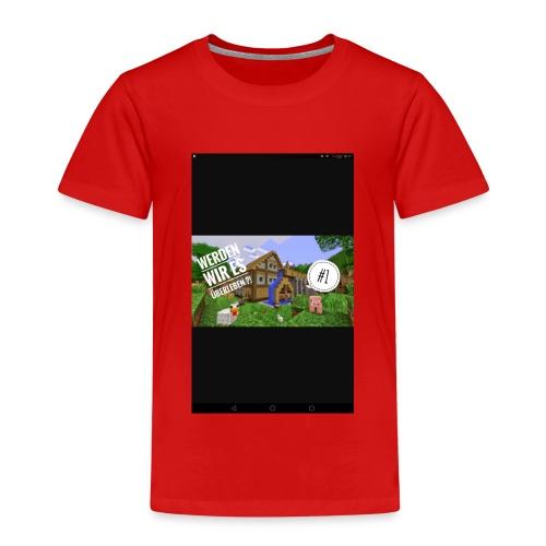 Let's Player Part #1 - Kinder Premium T-Shirt