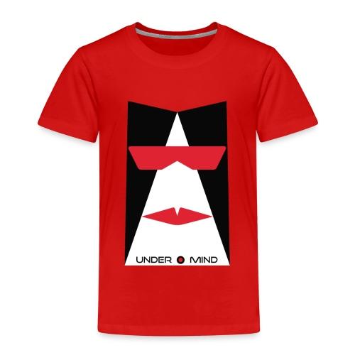under mind adesivi 10x15 bozza - Maglietta Premium per bambini
