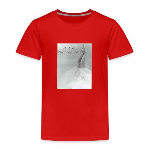 Dance ballets - Kinder Premium T-Shirt