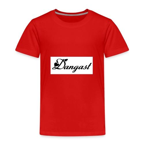 DESING DANGAST - Kinder Premium T-Shirt