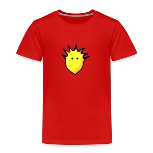 Spikey Lemon logo 2 - Kids' Premium T-Shirt