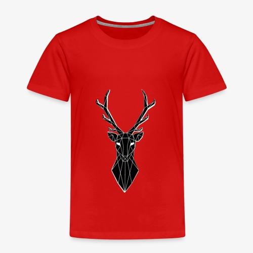 cervo stilizzato - Maglietta Premium per bambini