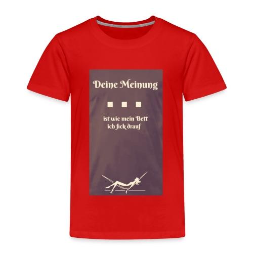 2018 - Kinder Premium T-Shirt