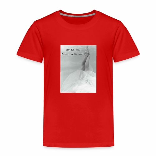 Dance ballets - Kinder Premium T-Shirt