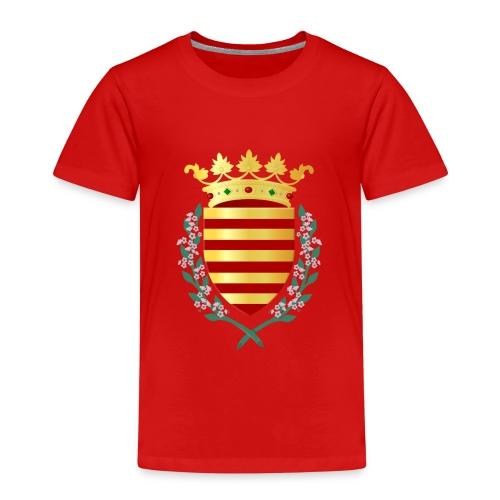Wapenschild Borgloon - Kinderen Premium T-shirt