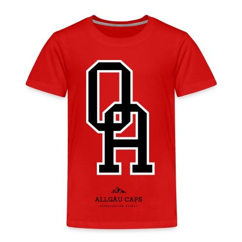 OA mit AC Logo - Kinder Premium T-Shirt