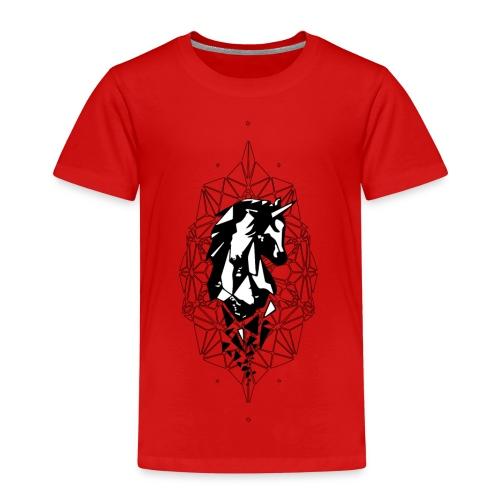 UNICORN GRAPHIC - Kinder Premium T-Shirt