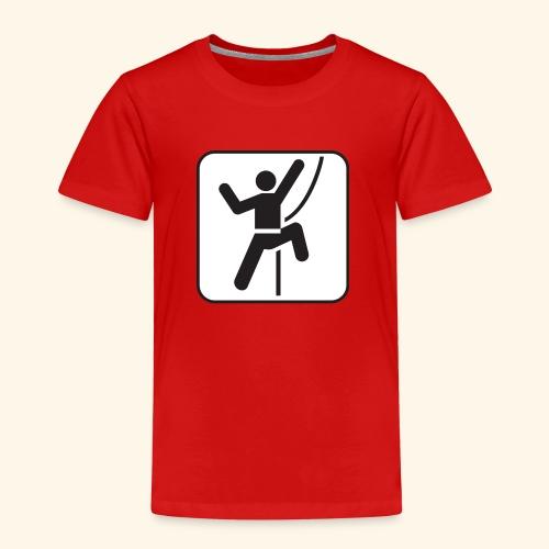 SeilKlettern - Kinder Premium T-Shirt