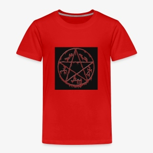 black season of devil's - Børne premium T-shirt