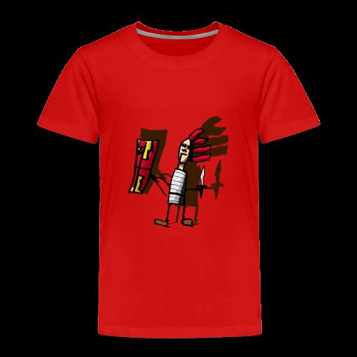 Romano color pantone - Camiseta premium niño