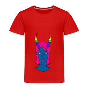 THEGirl#2 - Kinder Premium T-Shirt