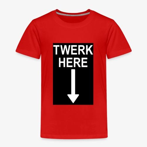 twerk4 - Maglietta Premium per bambini