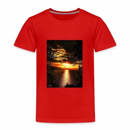 Paysage - T-shirt Premium Enfant