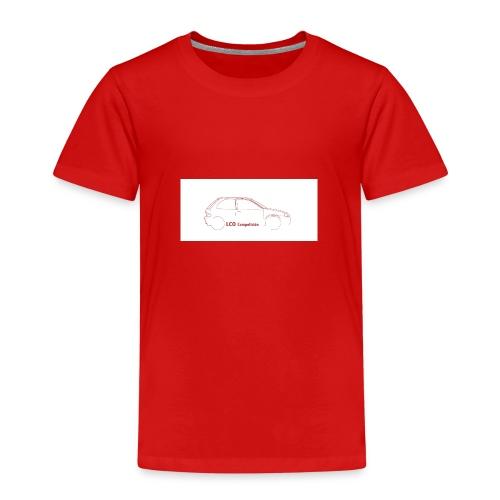 logo lcocompeticion - Camiseta premium niño